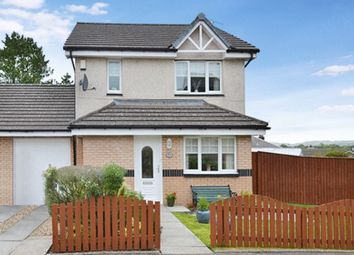 Thumbnail 3 bed detached house for sale in School Road, Kilbirnie