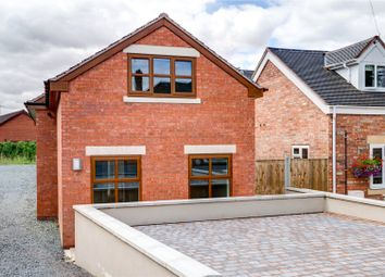 Thumbnail 3 bed detached house for sale in Lechmere Crescent, Worcester