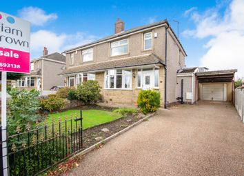 Thumbnail 3 bedroom semi-detached house for sale in High Fernley Road, Wyke, Bradford