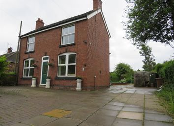 Thumbnail 3 bed detached house for sale in Rosliston Road South, Drakelow, Burton-On-Trent