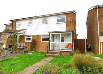 Thumbnail 2 bed semi-detached house for sale in Mortimer Road, Eastbourne, East Sussex