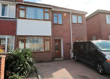 Thumbnail 3 bed semi-detached house for sale in Darwynn Avenue, Swinton, Mexborough, South Yorkshire