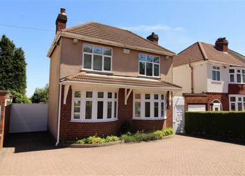 Thumbnail 3 bed detached house for sale in Hall Lane, Hurst Hill, Coseley