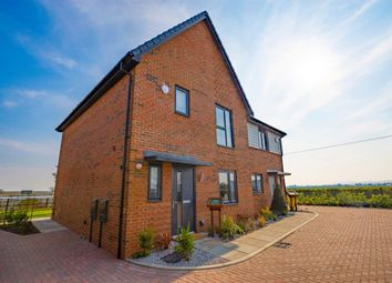 Thumbnail 3 bed semi-detached house for sale in Faversham Lakes, Faversham, Kent