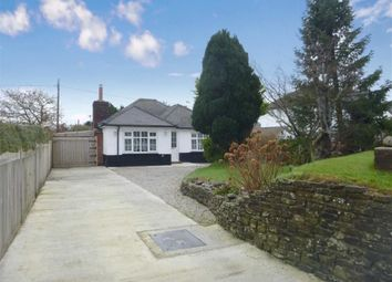 Thumbnail 3 bedroom detached bungalow to rent in Kilkhampton, Bude, Cornwall