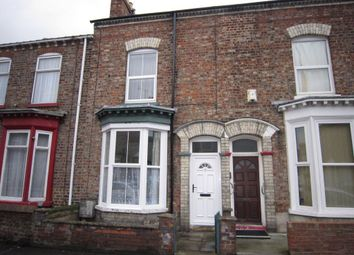 Thumbnail 5 bedroom terraced house to rent in Nicholas Street, York