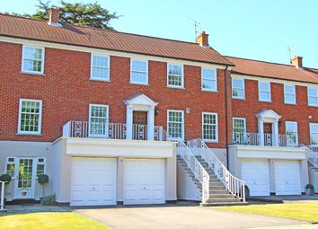 Thumbnail 4 bed terraced house for sale in Snows Ride, Windlesham