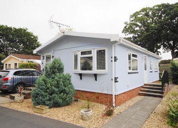 Thumbnail 2 bed mobile/park home for sale in Dewlands Park, West Close, Verwood, Dorset