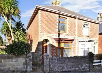 Thumbnail 2 bed end terrace house for sale in Worsley Road, Newport, Isle Of Wight