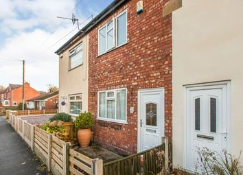 Thumbnail 2 bed terraced house for sale in Manchester Road, Lostock Gralam, Northwich, Cheshire