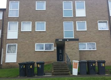 Thumbnail 2 bed flat to rent in Cropthorne Avenue, Leicester