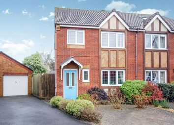 Thumbnail 3 bedroom semi-detached house for sale in Ensign Close, Cowes