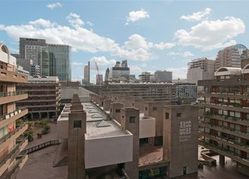 Thumbnail 3 bedroom flat for sale in Shakespeare Tower, Barbican, Barbican London
