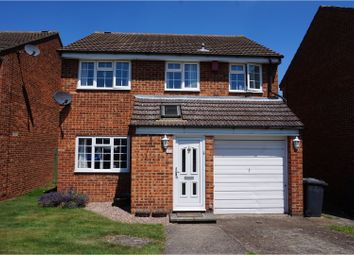Thumbnail 4 bed detached house for sale in Orwell Close, Aylesford