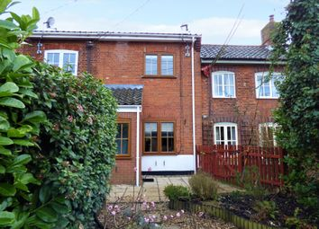Thumbnail 2 bed terraced house for sale in Norwich Road, Long Stratton, Norwich