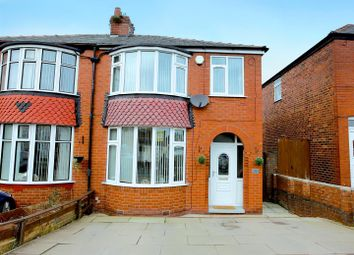 3 bed semi-detached house for sale in Roman Road, Failsworth, Manchester M35