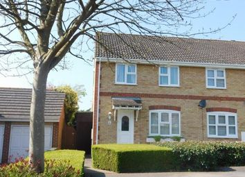 Thumbnail 3 bed end terrace house for sale in Coltsfoot Drive, Weavering, Maidstone, Kent