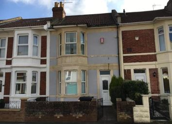 Thumbnail 2 bed terraced house for sale in Sandringham Road, Bristol