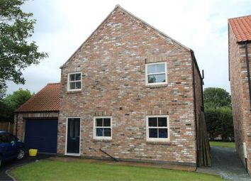 Thumbnail 4 bed detached house for sale in Plot 3 Manor Garth, School Lane, Holmpton, East Riding Of Yorkshire