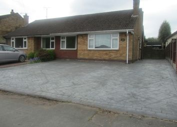 Thumbnail 2 bed semi-detached bungalow for sale in Ash Green Lane, Ash Green, Coventry