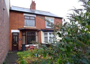 Thumbnail 3 bed terraced house for sale in Central Road, Hugglescote, Leicestershire