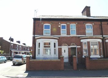 Thumbnail 3 bed end terrace house to rent in Cromwell Grove, Levenshulme, Manchester