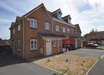 Thumbnail 2 bed property for sale in College Fields, Tanyfron, Wrexham