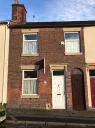 2 bed terraced house for sale in Stone Street, Penkhull, Stoke-On-Trent ST4