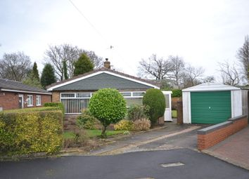 Thumbnail 2 bedroom detached bungalow for sale in Clermont Avenue, Hanford, Stoke-On-Trent