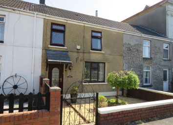Thumbnail 2 bed terraced house for sale in Glanmor Road, Llanelli