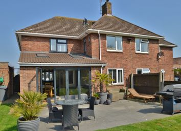 Thumbnail 3 bed semi-detached house for sale in Rosemary Avenue, Felixstowe