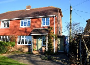 Thumbnail 3 bed semi-detached house for sale in Windmill Hill, Hailsham, East Sussex