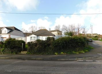 Thumbnail 3 bed bungalow for sale in Loggans Road, Loggans, Hayle