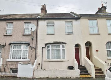 Thumbnail 3 bedroom terraced house for sale in Lower Range Road, Gravesend