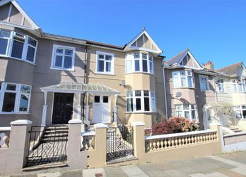 Thumbnail 4 bed terraced house for sale in Peverell Park Road, Peverell, Plymouth, Devon