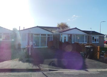 Thumbnail 1 bed terraced bungalow to rent in Kestrel Drive, Weston-Super-Mare