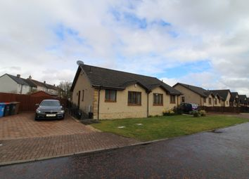 Thumbnail 2 bed bungalow for sale in Baillie Avenue, Harthill, Shotts