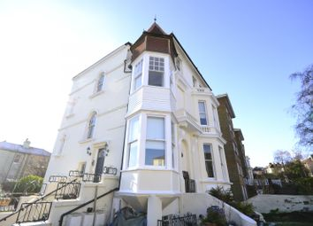 Thumbnail 2 bed flat to rent in Pevensey Road, St Leonards On Sea