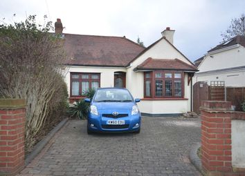 Thumbnail 2 bedroom semi-detached bungalow for sale in Curtis Road, Emerson Park, Hornchurch, Essex