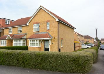 Thumbnail 3 bedroom detached house to rent in Little Dunmow, Monkston, Milton Keynes, Buckinghamshire