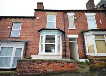 Thumbnail 4 bedroom terraced house to rent in Hunter House Road, Sheffield