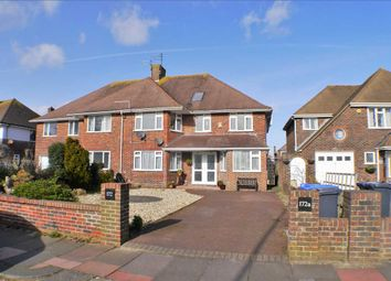 Thumbnail 4 bed maisonette for sale in Goring Road, Goring-By-Sea, Worthing