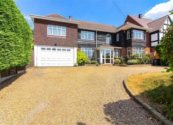 Thumbnail 5 bedroom detached house for sale in Tycehurst Hill, Loughton, Essex