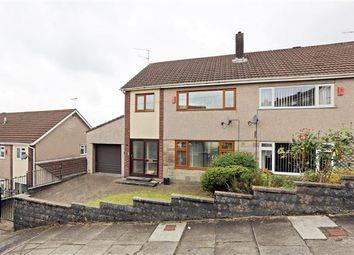 Thumbnail 3 bed semi-detached house for sale in Ridgeway Close, Graigwen, Pontypridd