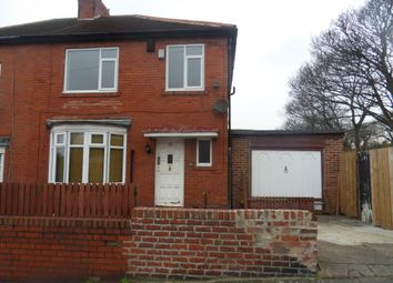 Thumbnail 3 bedroom semi-detached house for sale in Grainger Park Road, Newcastle Upon Tyne
