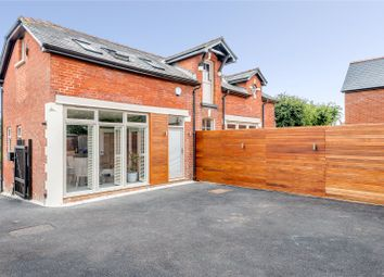 Thumbnail 4 bed detached house for sale in Fairview Road, Salisbury