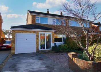 Thumbnail 4 bed semi-detached house for sale in Stanford Close, Frampton Cotterell, Bristol