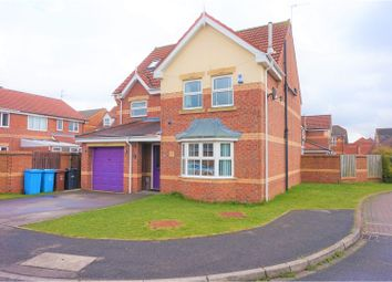 Thumbnail 6 bed detached house for sale in Tollymore Park, Hull