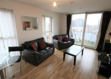 Thumbnail 2 bedroom flat to rent in Sports City, Stillwater Drive, Sport City