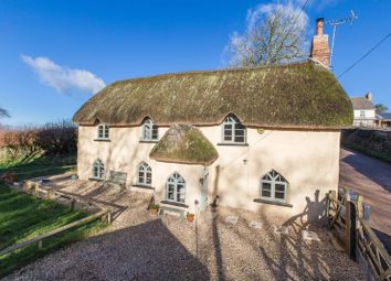 Thumbnail 2 bed cottage for sale in Thelbridge, Crediton